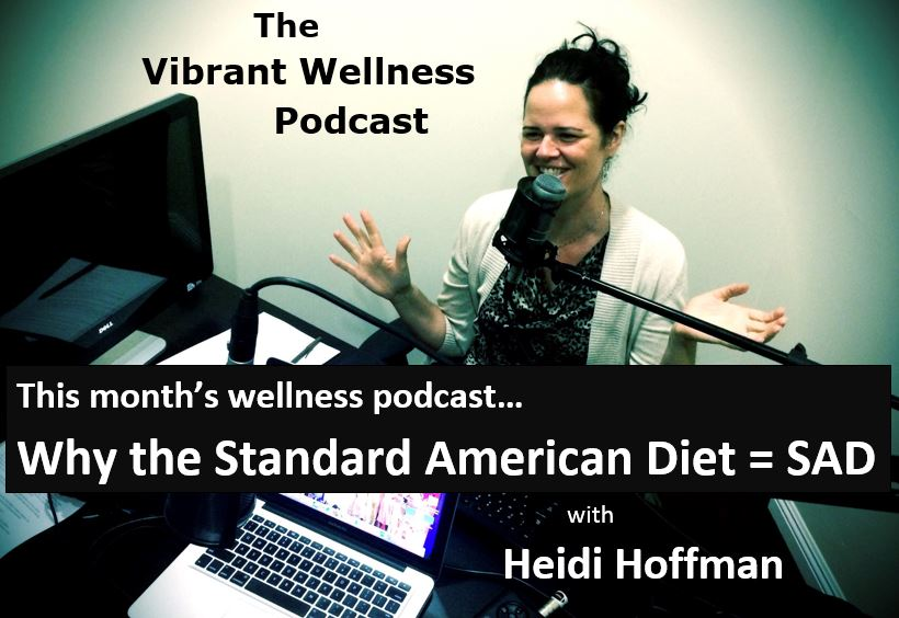 The Vibrant Living Wellness Center Podcast
