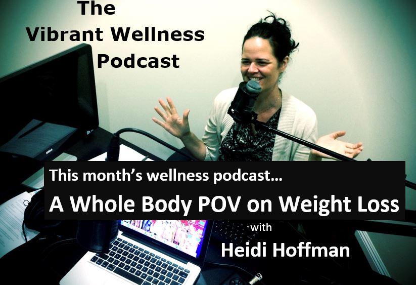The Vibrant Living Wellness Center Podcast