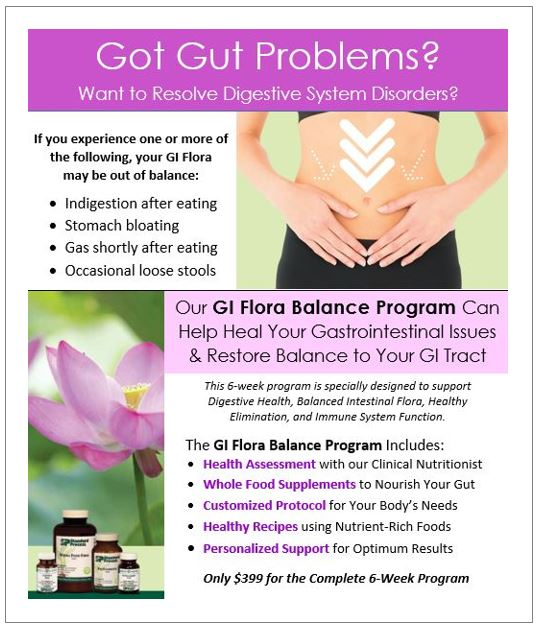 Gut Problems - Digestive System Disorder