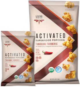 activated popcorn
