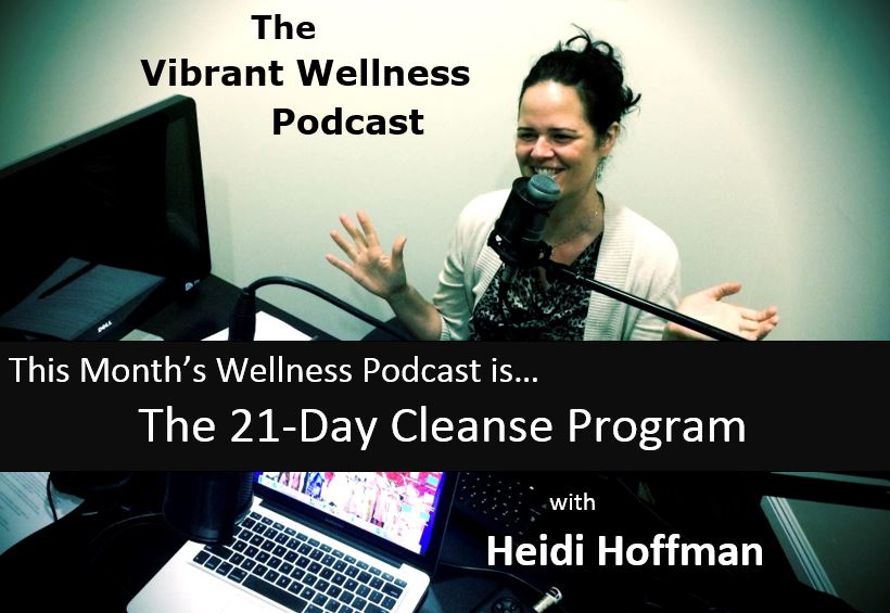 21-Day Cleanse Program with Heidi Hoffman