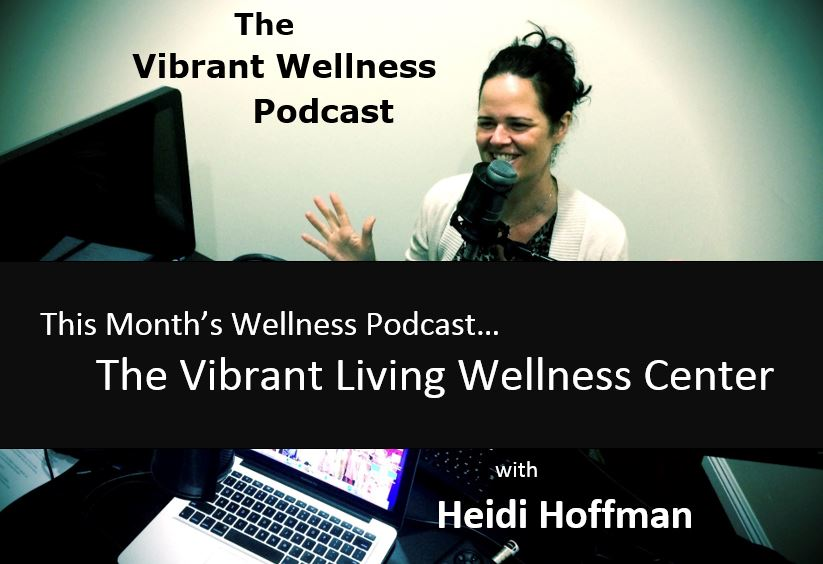 The Vibrant Living Wellness center