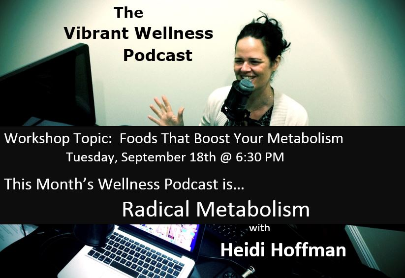 Radical Metabolism-Ann Louise Gittleman