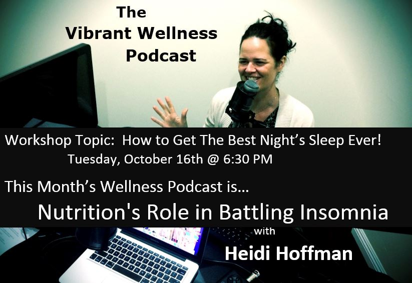 Nutrition's Role in Battling Insomnia